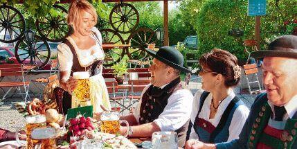 Restaurants und Bars in Bad Birnbach und Umgebung
