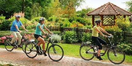 Radtouren rund um Bad Birnbach
