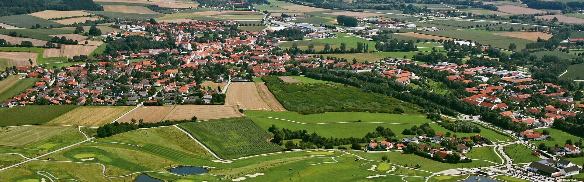 Ferienwohnungen in Bad Birnbach