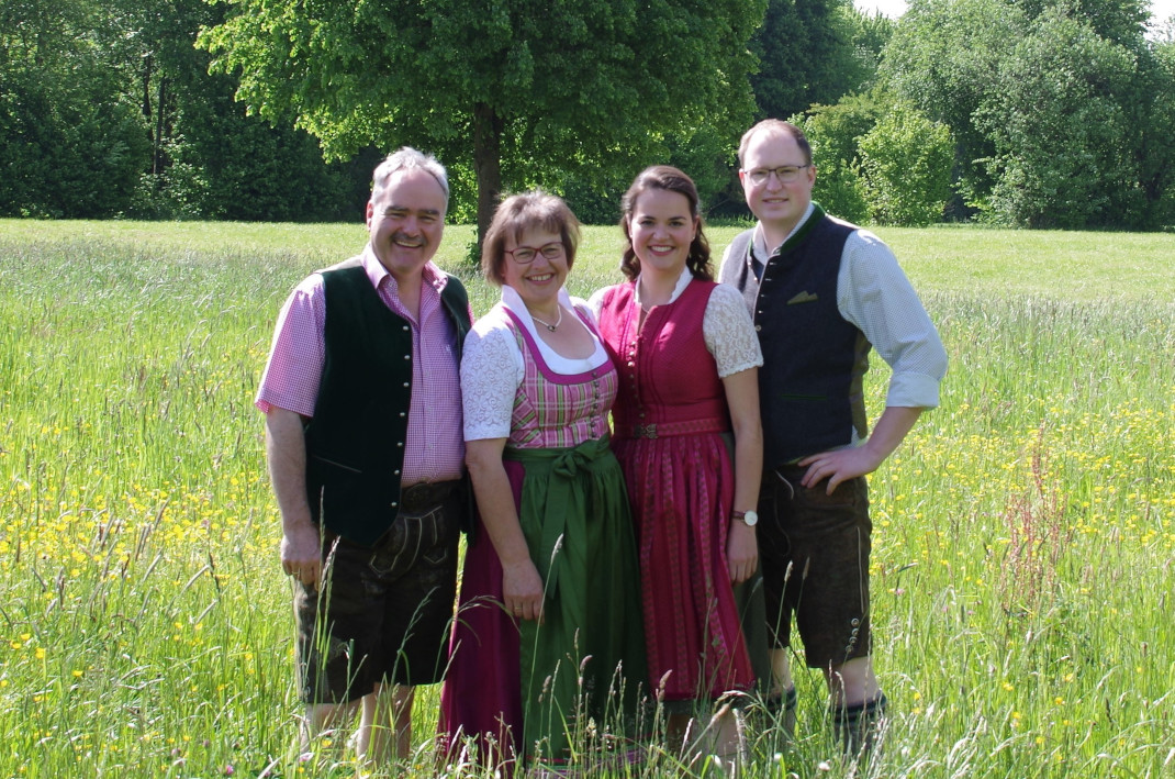 Familie Müller aus Bad Birnbach