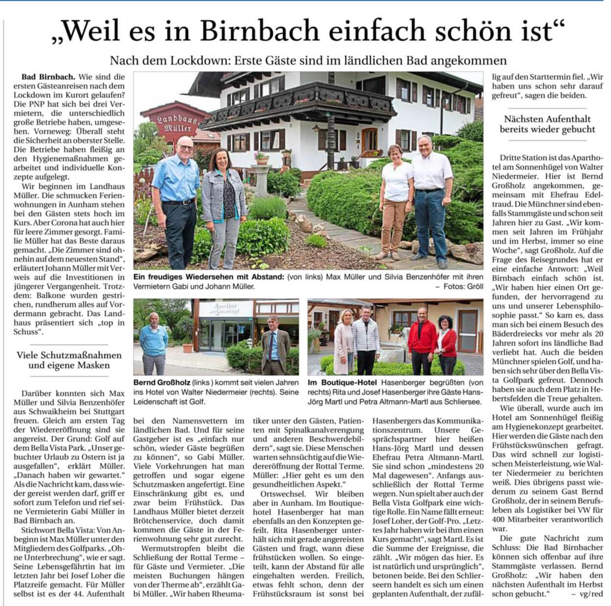 Bad Birnbach PNP