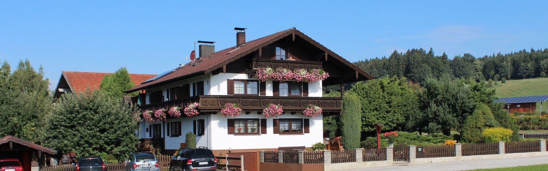 Landhaus Müller Ferienwohnungen in Bad Birnbach